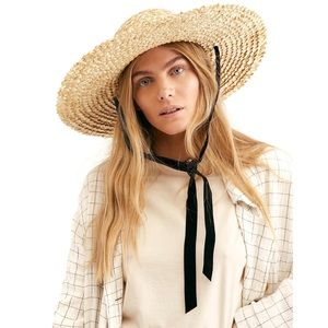 Free People x Lack of Color Dolce Sun Straw Hat